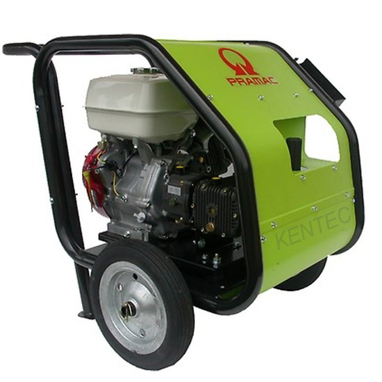 Pramac PW240 Petrol Pressure Washer - Honda Powered
