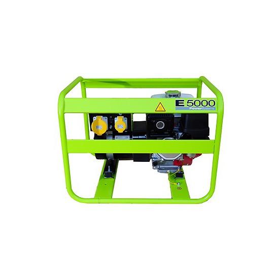 Pramac E5000 230/115v 5.1kVA - Honda Powered - Pramac Generators