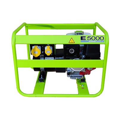 Pramac E5000 230/115v Petrol Generator