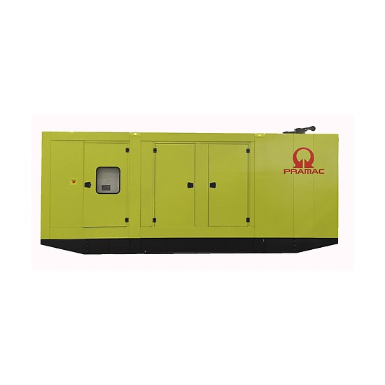Pramac GSW1010M Diesel Generator - MTU Engine - Pramac Generators