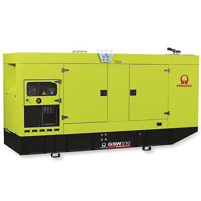 Pramac GSW510V Diesel Generator