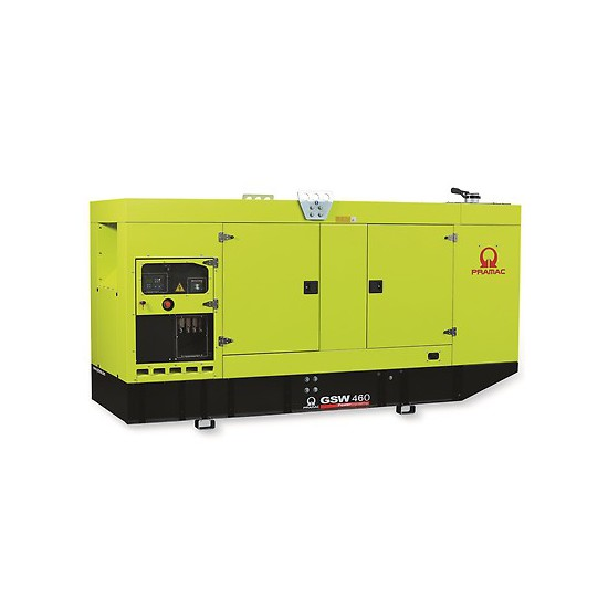 Pramac GSW460V Diesel Generator - Volvo Engine - Pramac Generators