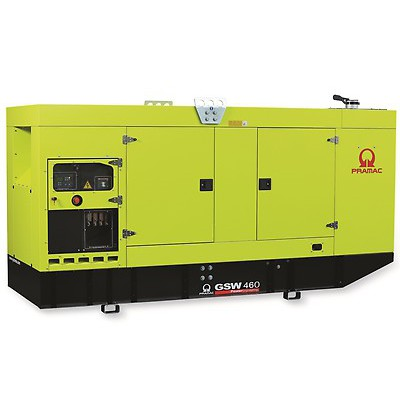 Pramac GSW460V 201-2600kVA Diesel Generator