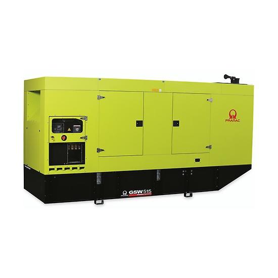 Pramac GSW515M Diesel Generator - MTU Engine - Pramac Generators