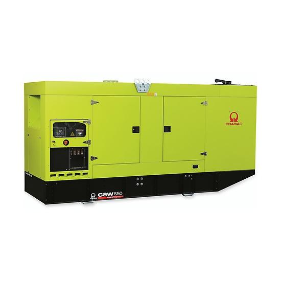 Pramac GSW650V 201-2600kVA Diesel Generator