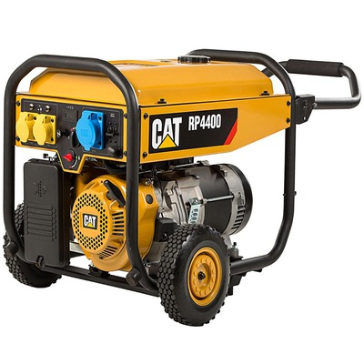 Caterpillar RP4400 Long Run Generator