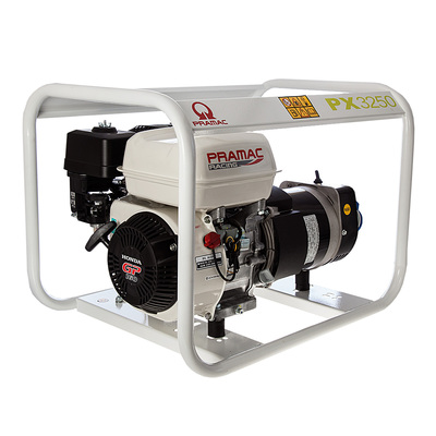 Pramac PX3250 230/115v Portable Petrol Generator