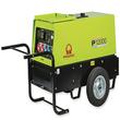 Pramac P12000 400v +CONN +Wheel Kit