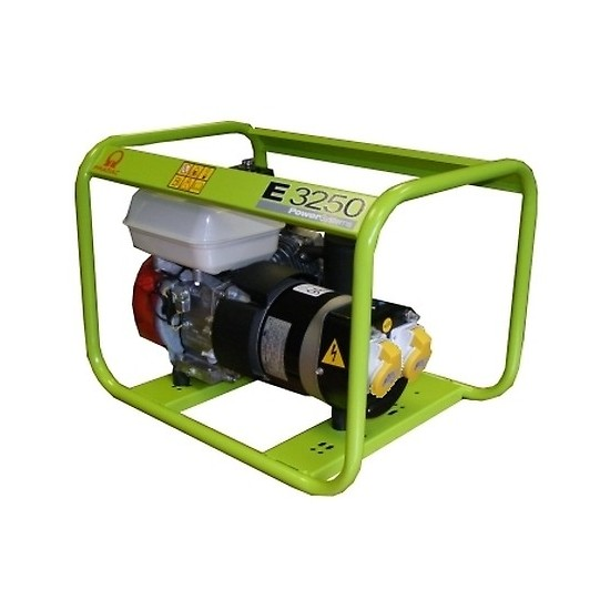 Pramac E3250 110v CTE Portable Petrol Generator