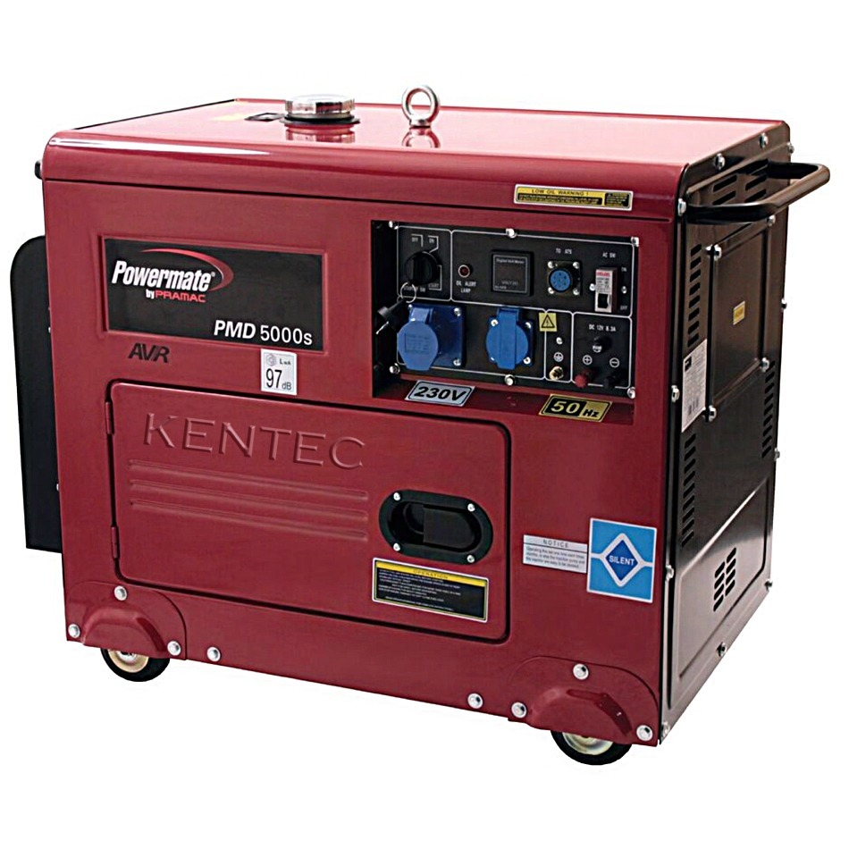 powermate pmd5000s 230v avr ats powermate generator
