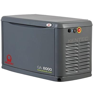 Pramac GA8000 Residential Standby Generator - Natural Gas