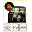 Pramac GA10000 Residential Standby Generator - LPG/NG