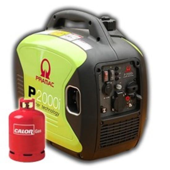Pramac P2000i-LPG Inverter Generator