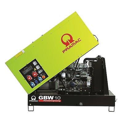 Pramac GBW10P 400v 8-25kVA Diesel Generator