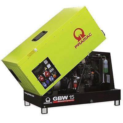 Pramac GBW15P 400v  8-25kVA Diesel Generator