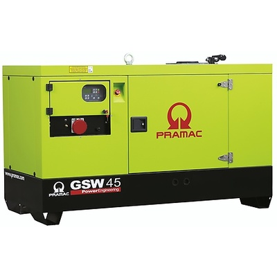 Pramac GSW45P Standby Diesel Generator