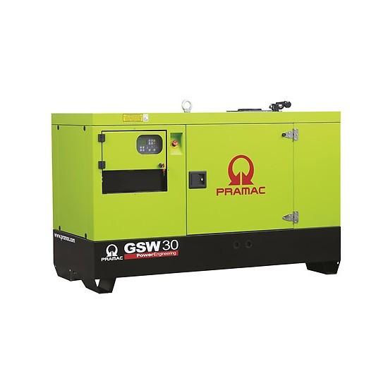 Pramac GSW30P - 230v Pramac Generator