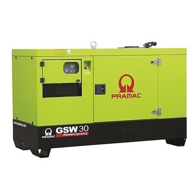Pramac GSW30P - 230v Standby Diesel Generator