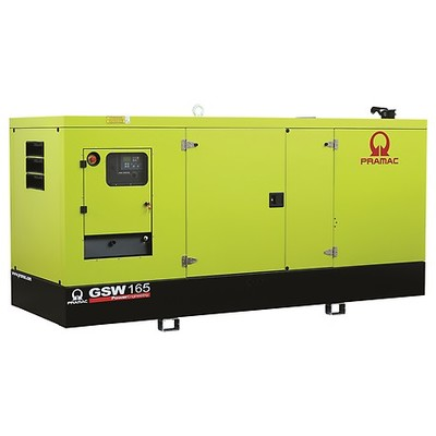 Pramac GSW165P  51-200kVA Diesel Generator