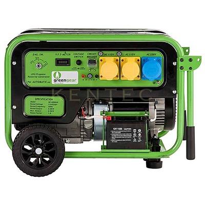 Greengear GE-7000 LPG Generator
