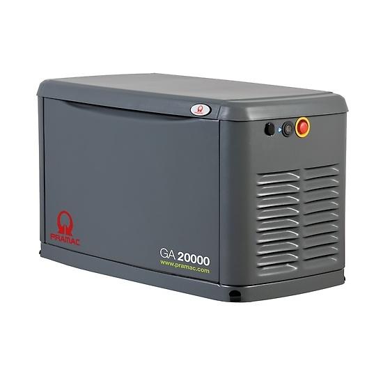 Pramac GA20000 Residential Standby Generator - LPG or NG - Pramac Generators