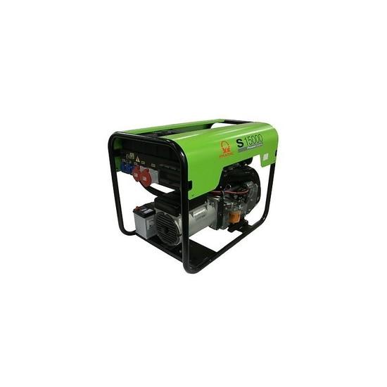 Pramac S15000 400v Portable Diesel Generator