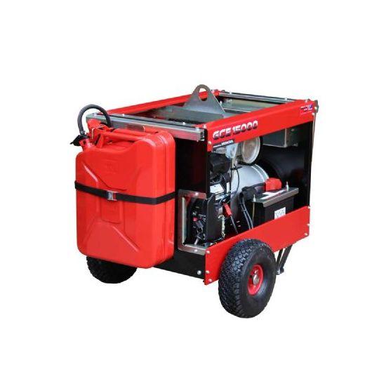 GCE12000H 12kW/15kVA Honda GX690 Petrol Generator