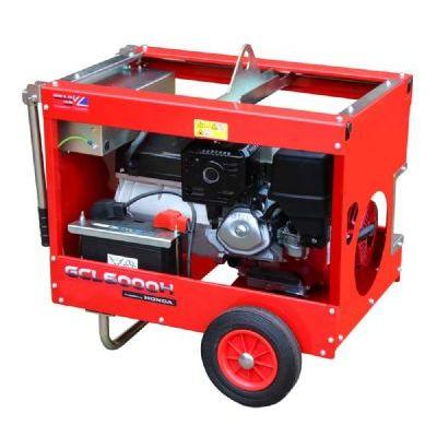 GCE7000HT 6.6kW/8.3kVA 3-Phase Generator