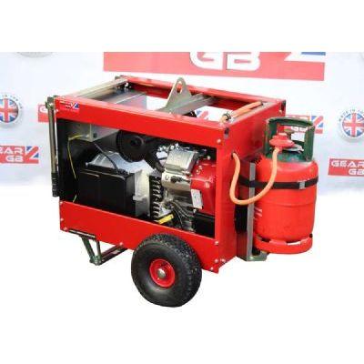 GCE15000BT LPG 11kW/14kVA 3-Phase Generator