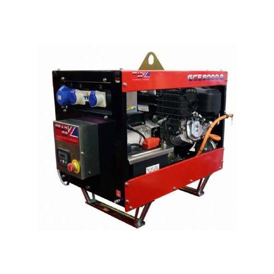 GCE6000H 5.5kW (7kVA) LPG AVR Standby Generator - Honda