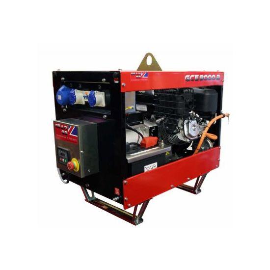 GCE8000B LPG 8kW (10kVA) AVR Standby Generator