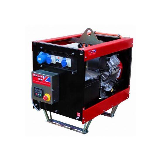 GCE12000B 11kW (14kVA) LPG AVR Standby Generator 2-Wire Start