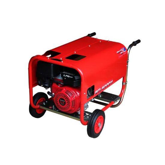 GCL6000H LPG 6.5kW (8kVA) Honda GX390 Generator - British Built