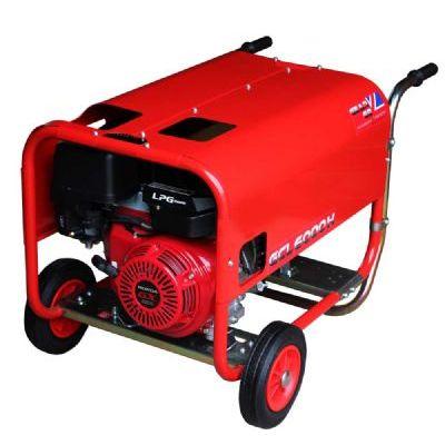 GCL6000H LPG 6.5kW (8kVA) Honda GX390 Generator