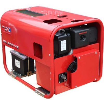 GCL6000YE 5.5kW (7kVA) Yanmar Diesel Generator