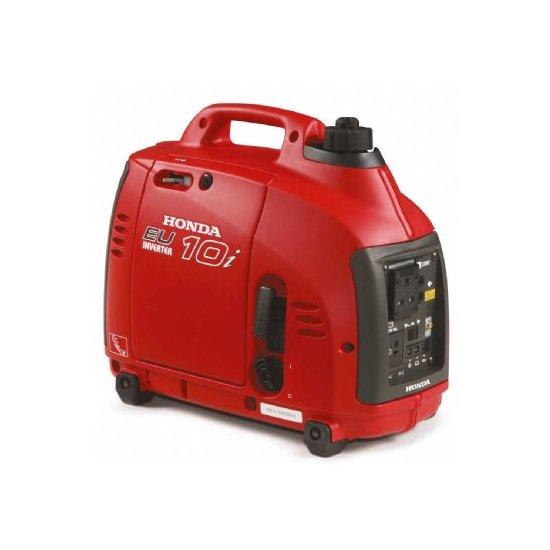 Honda EU10i 1kW LPG Dual Fuel Silent Petrol Generator