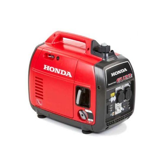 Honda EU22i 2kW LPG Dual Fuel Inverter Generator