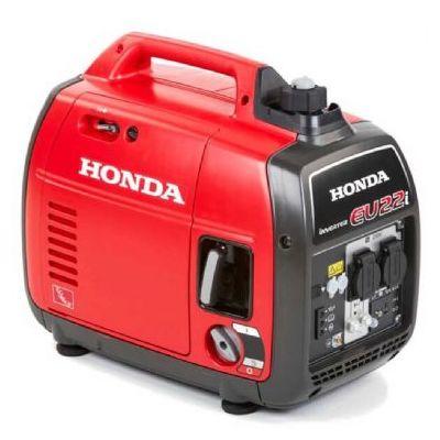 Honda EU22i LPG Dual Fuel Inverter Generator