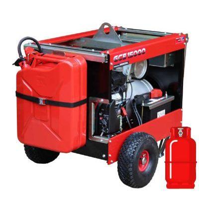 GCE12000H 12kW/15kVA LPG Dual Fuel