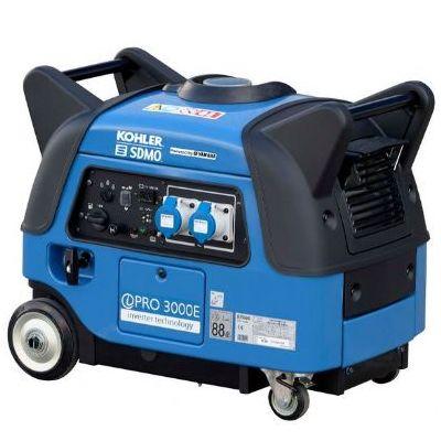 SDMO iPro3000E Elec-Start Generator
