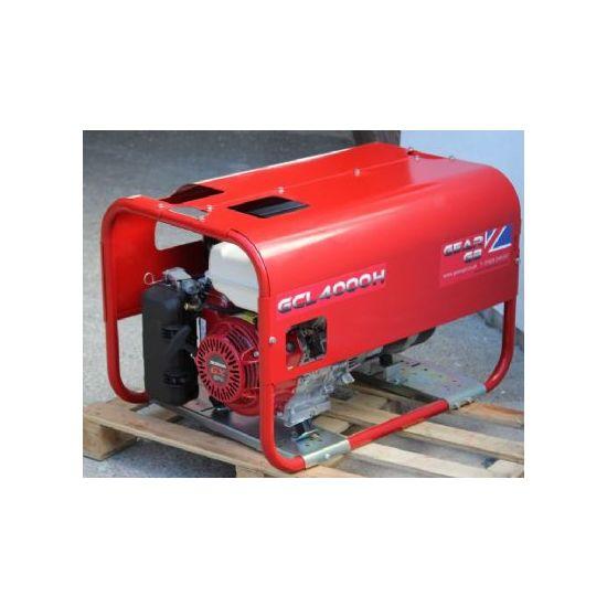 GCL4000H 4.5kW (5.5kVA) Honda GX270 Petrol Generator
