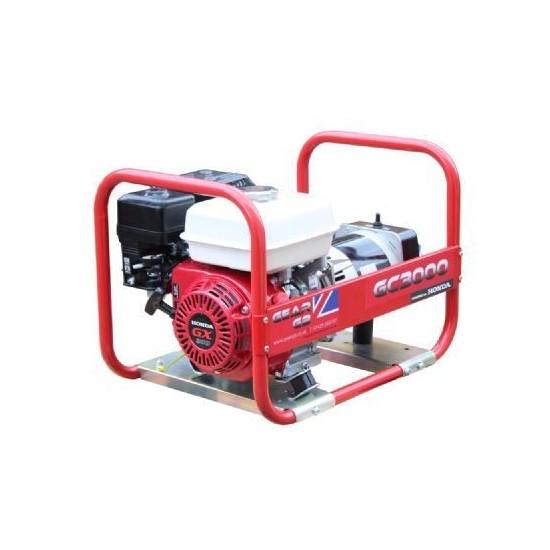 GCL3200H AVR 2.9kW (4kVA) 230v Honda GX200 Petrol Generator