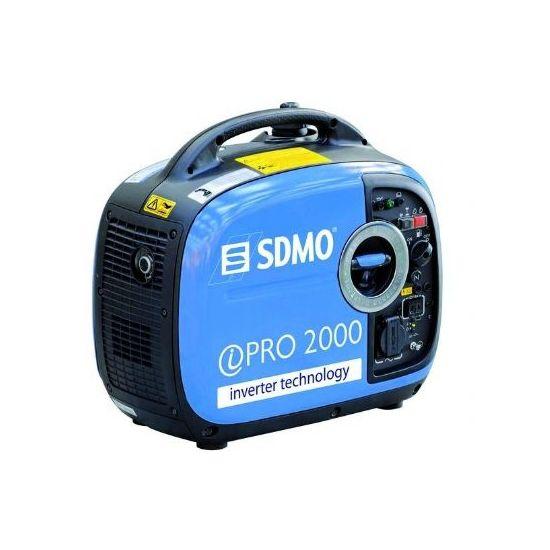 SDMO iPro2000 Yamaha 2kw Silent Petrol Generator