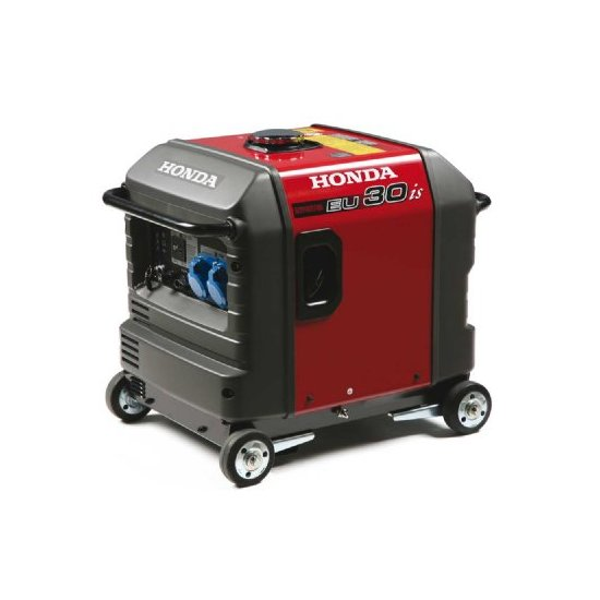 Honda EU30is 3kW Silent Electric Start Generator
