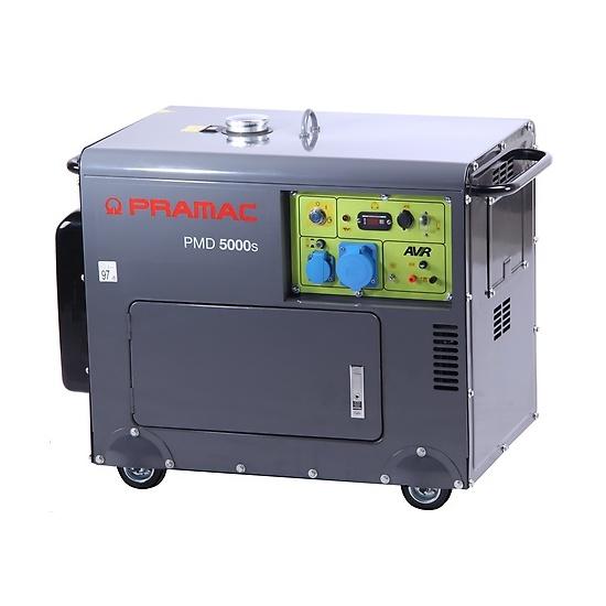 Pramac PMD5000s 5kW Portable Diesel Generator