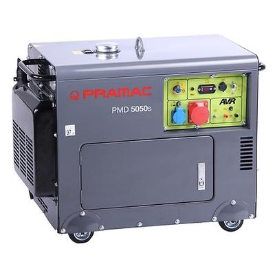 Pramac PMD5050s 230/400v Diesel Generator