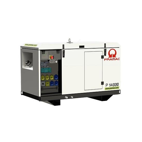 Pramac P14000 230/115V Yanmar Diesel Generator