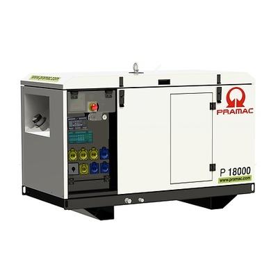 Pramac P18000 230/115v Yanmar Diesel Generator