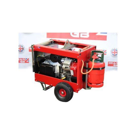 GCE10000B LPG 10kW (12.5kVA) Vanguard Generator
