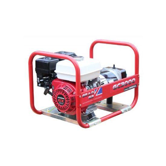 GCL3000P 2.8kW (3.4kVA) ProMotor G200 Petrol Generator